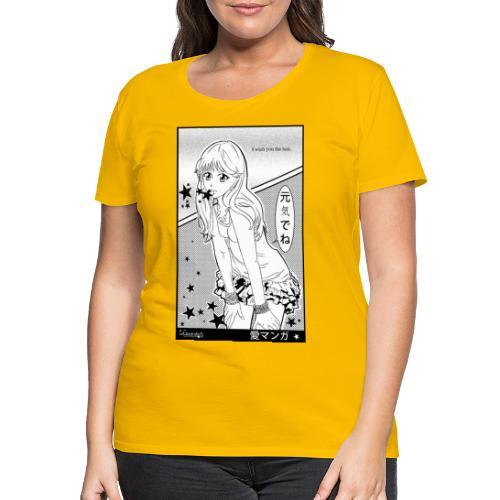 I wish you the best - Women's Premium T-Shirt