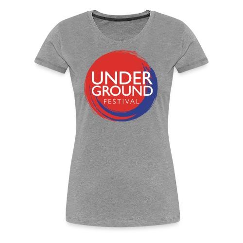 tshirt v1 png - Frauen Premium T-Shirt
