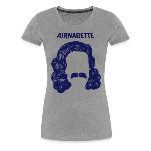 Peukss Airnadette - T-shirt Premium Femme