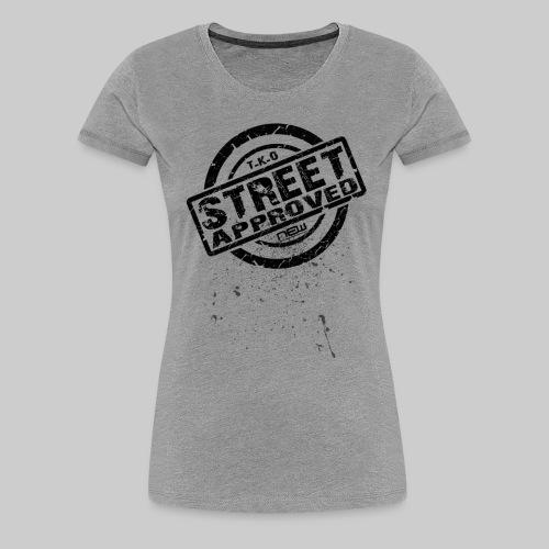 tko streetapp png - Frauen Premium T-Shirt