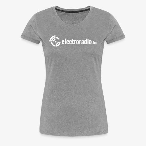 electroradio.fm - Frauen Premium T-Shirt