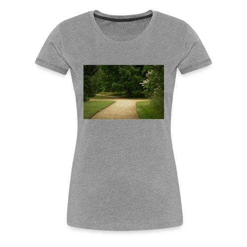 Cross Roads - Women's Premium T-Shirt