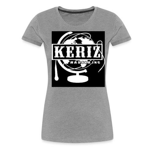 Logo Keriz - Frauen Premium T-Shirt