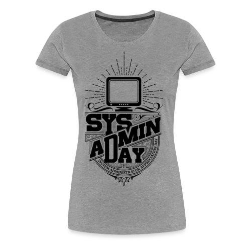SysAdminDay2 - Frauen Premium T-Shirt