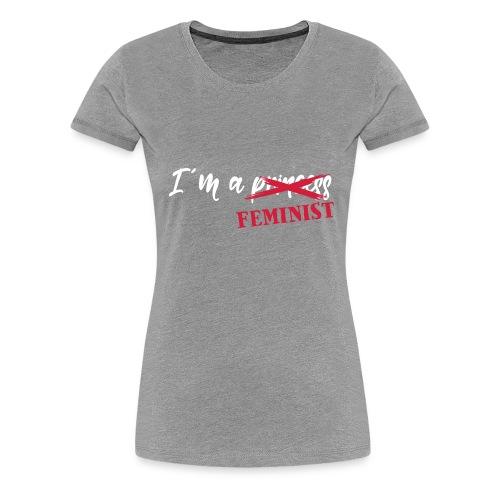 Feminist - Camiseta premium mujer