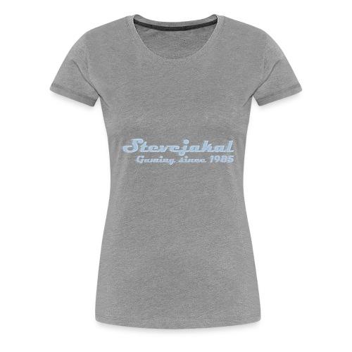 Stevejakal Merchandise - Frauen Premium T-Shirt