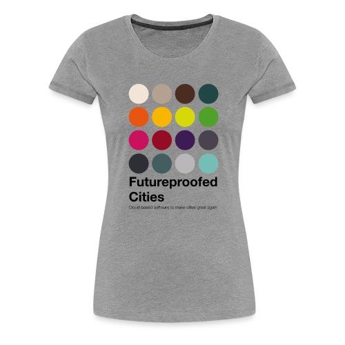 FutureproofedCities - T-shirt Premium Femme