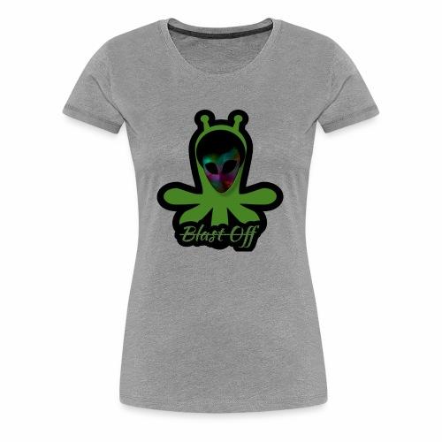 Blast Off - Women's Premium T-Shirt