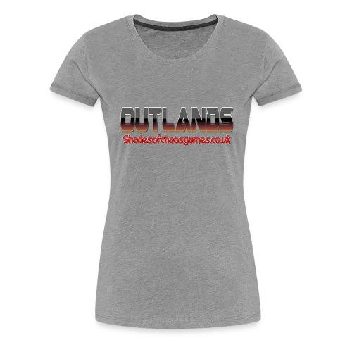 OUTLANDSRED png - Women's Premium T-Shirt