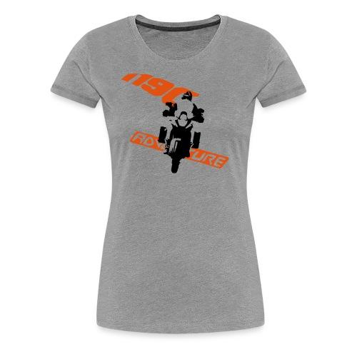 Adv1190 - Frauen Premium T-Shirt