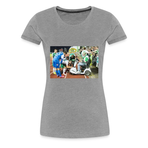 Kennedy Hammarby - Premium-T-shirt dam