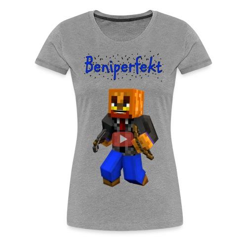 Beniperfekt T-Shirt für Männer - Frauen Premium T-Shirt