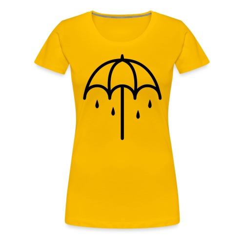umbrella - Camiseta premium mujer