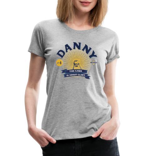 Danny - Premium-T-shirt dam