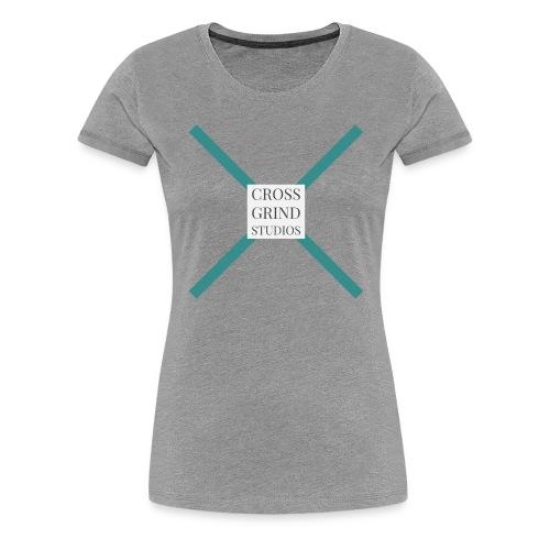 scot cross - Women's Premium T-Shirt