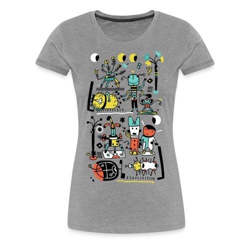 Happy Birthday - Frauen Premium T-Shirt