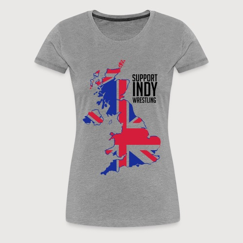 Indy Britain - Women's Premium T-Shirt