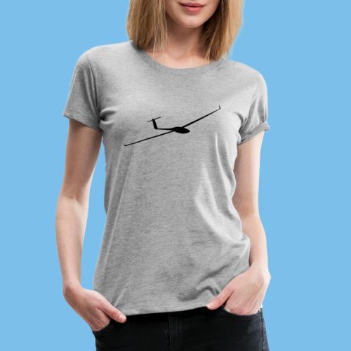 Segelflugzeug GP14 Segelflieger Geschenk gleiten - Frauen Premium T-Shirt