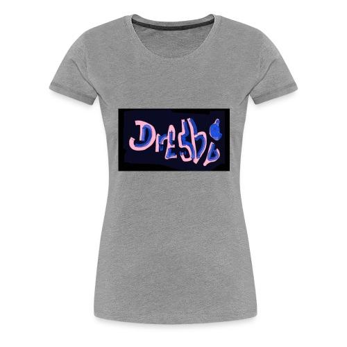Dresbi¤ Brand - Camiseta premium mujer