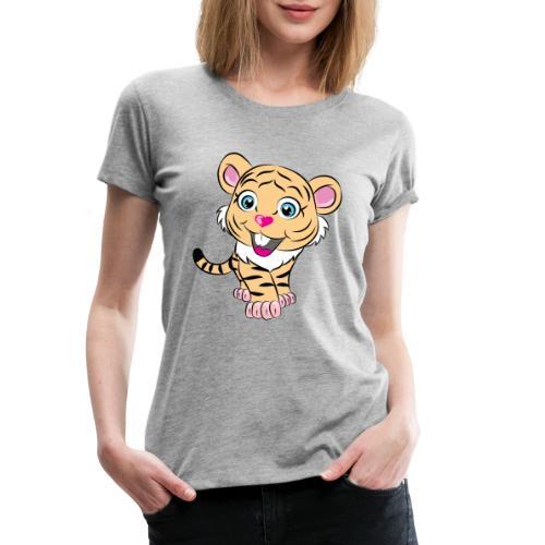 Cute Tibbit - T-shirt Premium Femme