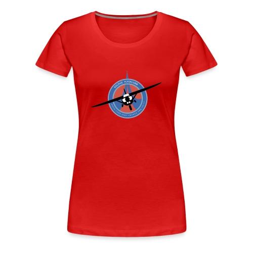 Eslövs Flygklubb - Premium-T-shirt dam