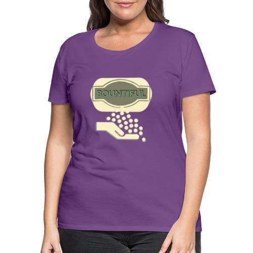 Bontifull - Women's Premium T-Shirt