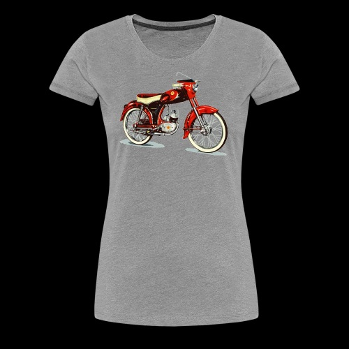 Supersport - Frauen Premium T-Shirt