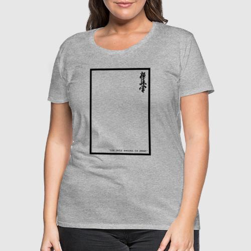 performance tshirt - Vrouwen Premium T-shirt