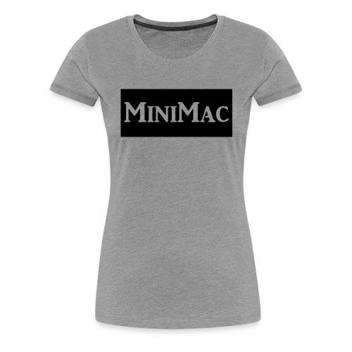 MiniMac - Women's Premium T-Shirt
