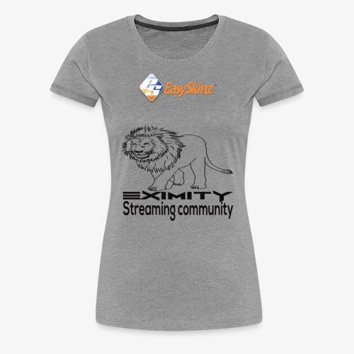 Sponsor/Partner design - Premium T-skjorte for kvinner