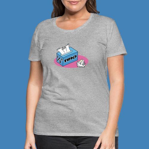 1/3e Trio - Vrouwen Premium T-shirt