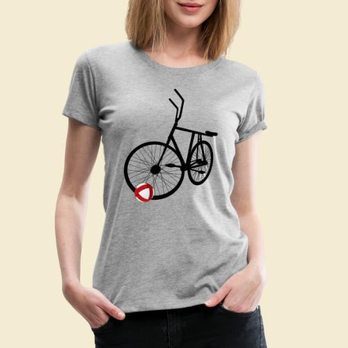 Radball | Black - Frauen Premium T-Shirt