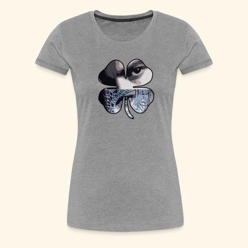 Dark Shamrock - Women's Premium T-Shirt