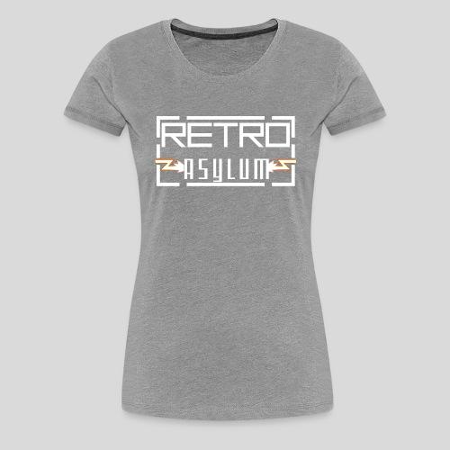 Classic RA logo design - Women's Premium T-Shirt