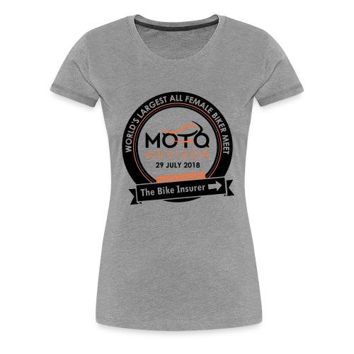 WLAFBM 2018 logo-TBI-cuto - Women's Premium T-Shirt