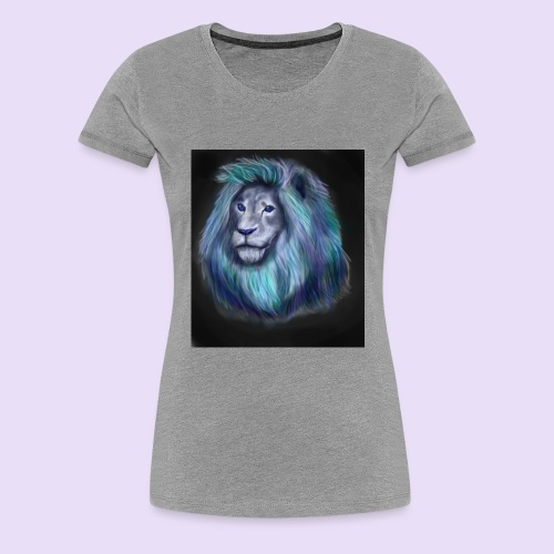 lio1 - Women's Premium T-Shirt