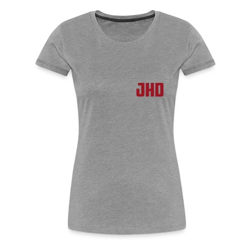 JackBoiiHD - Women's Premium T-Shirt