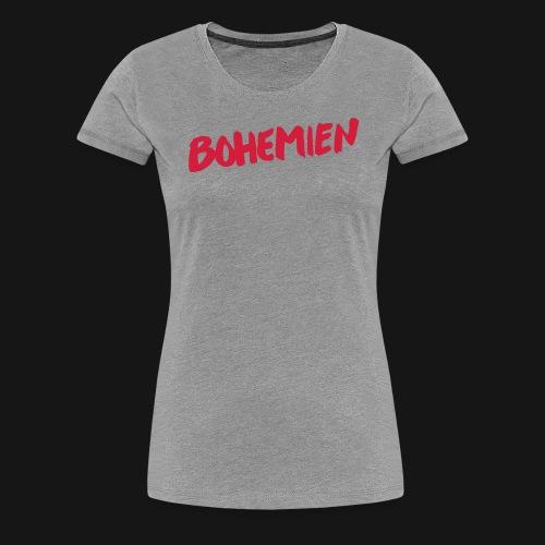 Bohemien - Frauen Premium T-Shirt