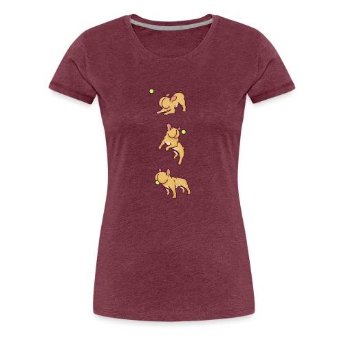 BUTTDOG - Koszulka damska Premium