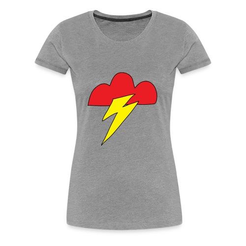 thunder - Women's Premium T-Shirt