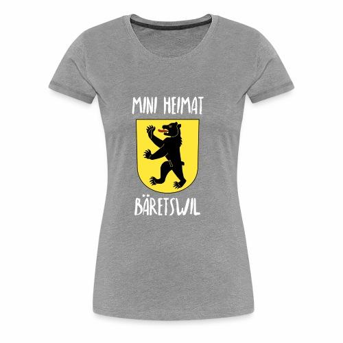 Meine Heimat Bäretswil - Frauen Premium T-Shirt