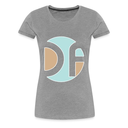 T-shirts DressingFashion - T-shirt Premium Femme