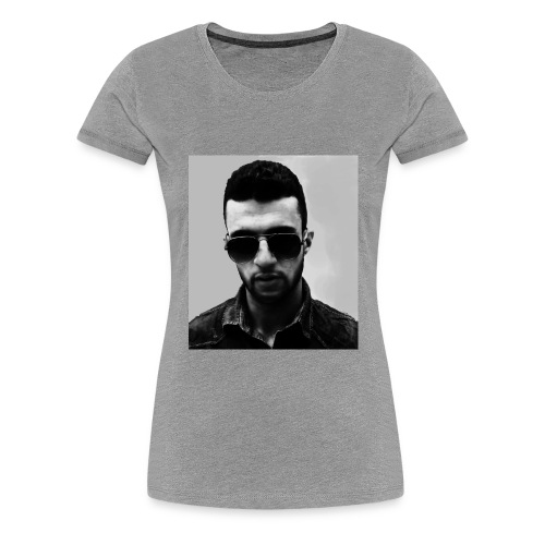 photo profile - T-shirt Premium Femme