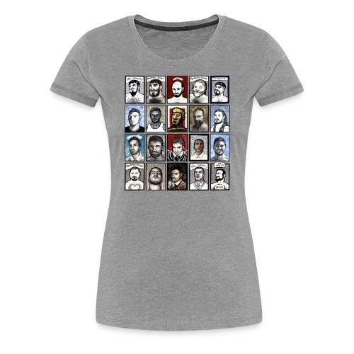 ACEO - Maglietta Premium da donna
