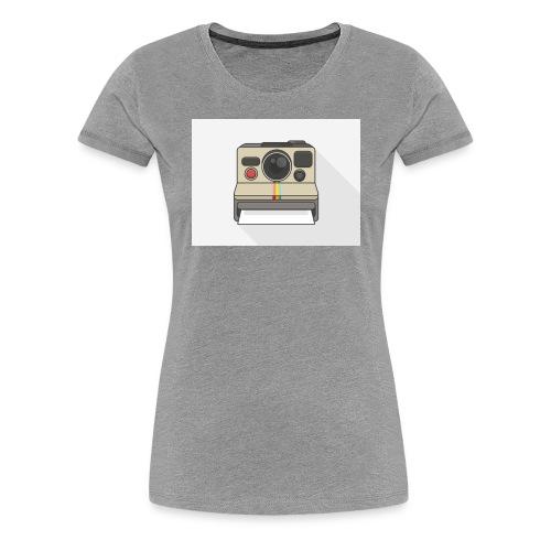 Polaroid Retro - Frauen Premium T-Shirt