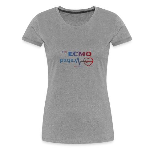 ECMO page - Maglietta Premium da donna