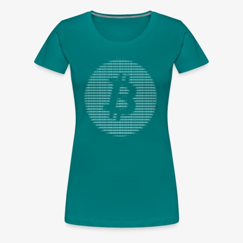 HODL-btc-ascii - Women's Premium T-Shirt