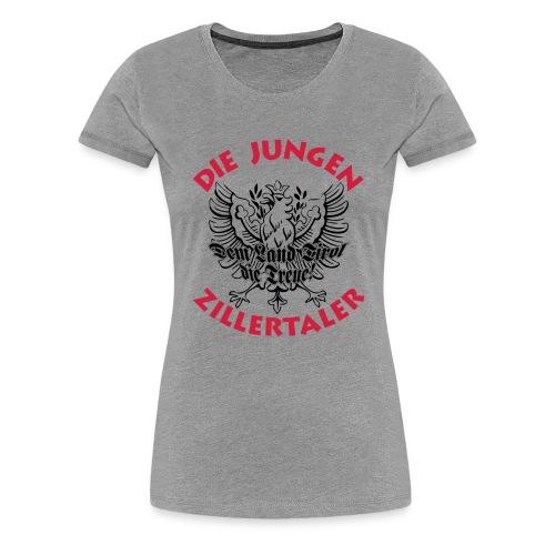 Dem Land Tirol die Treue - Frauen Premium T-Shirt