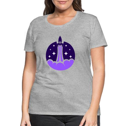rocket - Women's Premium T-Shirt