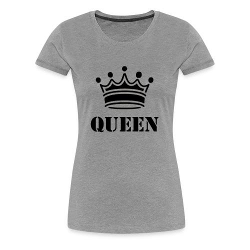 Queen - Premium-T-shirt dam